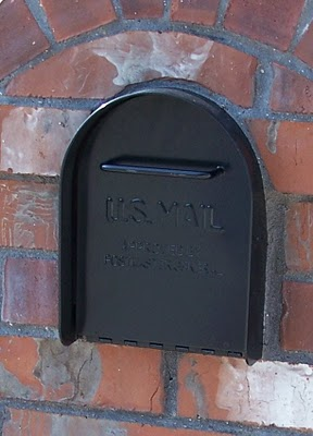 Brick Mailbox With Heavy Duty Insert
