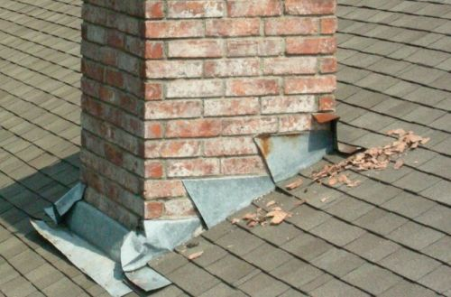 Chimney Flashings How To Deal With Chimney Leaks Brick Doctor