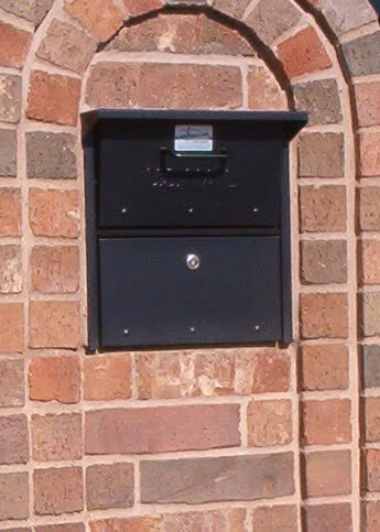 Oasis Classic Security Box Protects Your Mail
